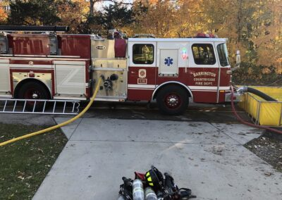 Fire Engine and Equipment