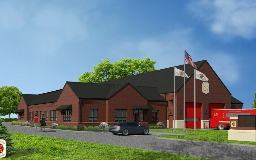 Construction Underway for New Barrington Countryside Fire Station
